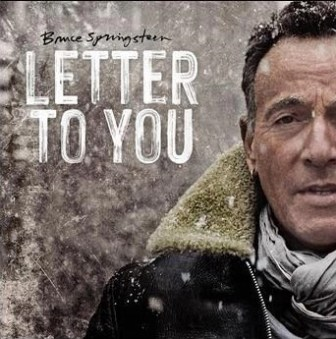 springsteen letter to you album review