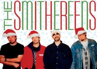 Smithereens Christmas Morning