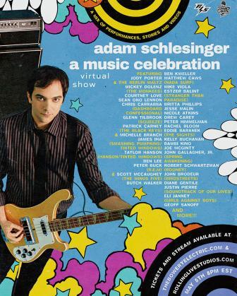 adam schlesinger tribute