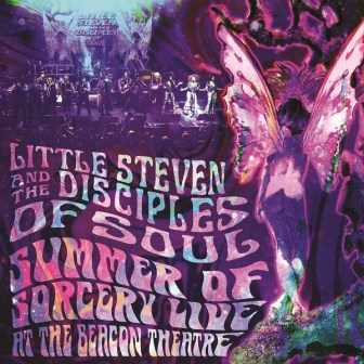 Little Steven Summer of Sorcery Live