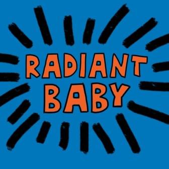 radiant baby haring