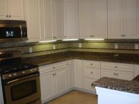 Glass backsplash | New Jersey Custom Tile