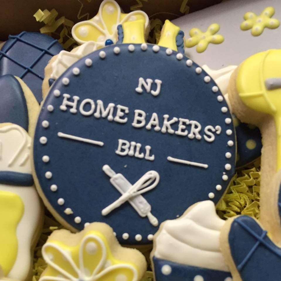 NJ Home Bakers logo