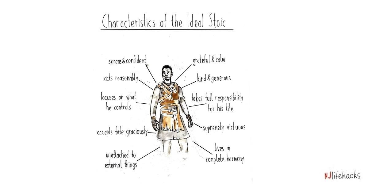 (Image) The Characteristics of a Stoic. What would you add