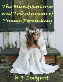 Princess Persnickety ARC cover