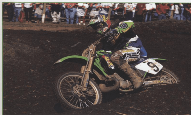 Team Green News KROC Coverage – 1995