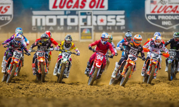 Lucas Oil Pro Motocross Championship, NBC Sports, and MAVTV Announce Broadcast Schedule for 2020 Season