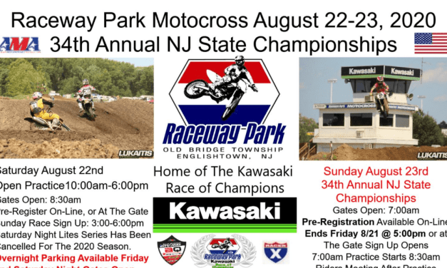 Raceway Park Motocross – Next Weekend