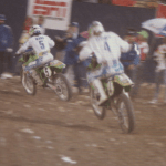 1989 New Jersey Supercross – TV Coverage