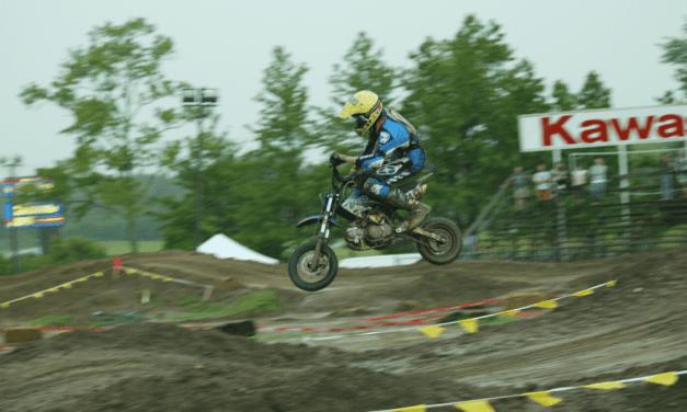 Raceway Park Pit Bike 7/22/06