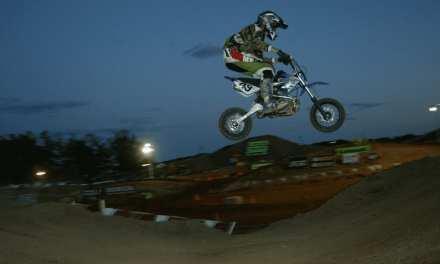 Raceway Park pitbike 9/29/06