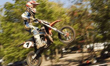 Raceway Park 9/7/08 Race Report Youth classes