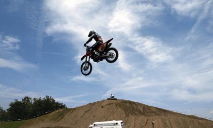 Danny Campora's NJ Motocross Memory