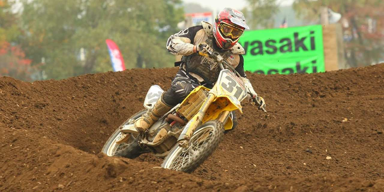 Barry Carsten Voted 2008 NJ Motocross Rider of the Year