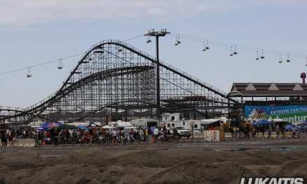 Thunder in the Sand Returns to Wildwood Beach…This Weekend
