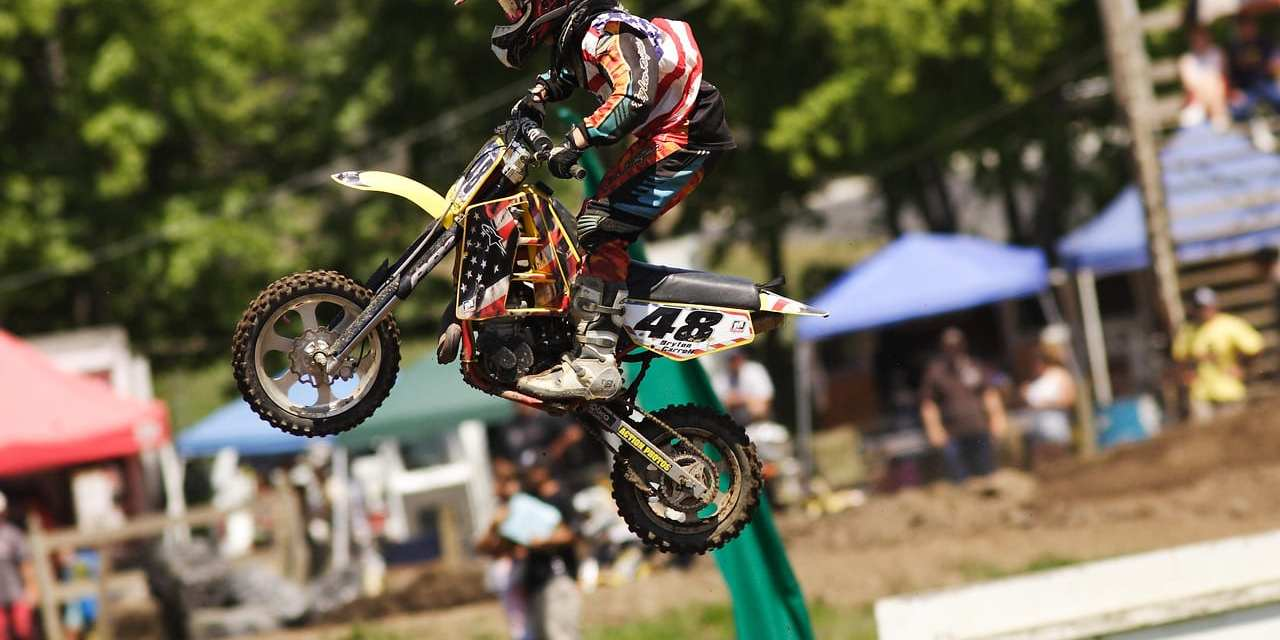 Raceway Park Peewee and Pit Bike Results 7/18/09