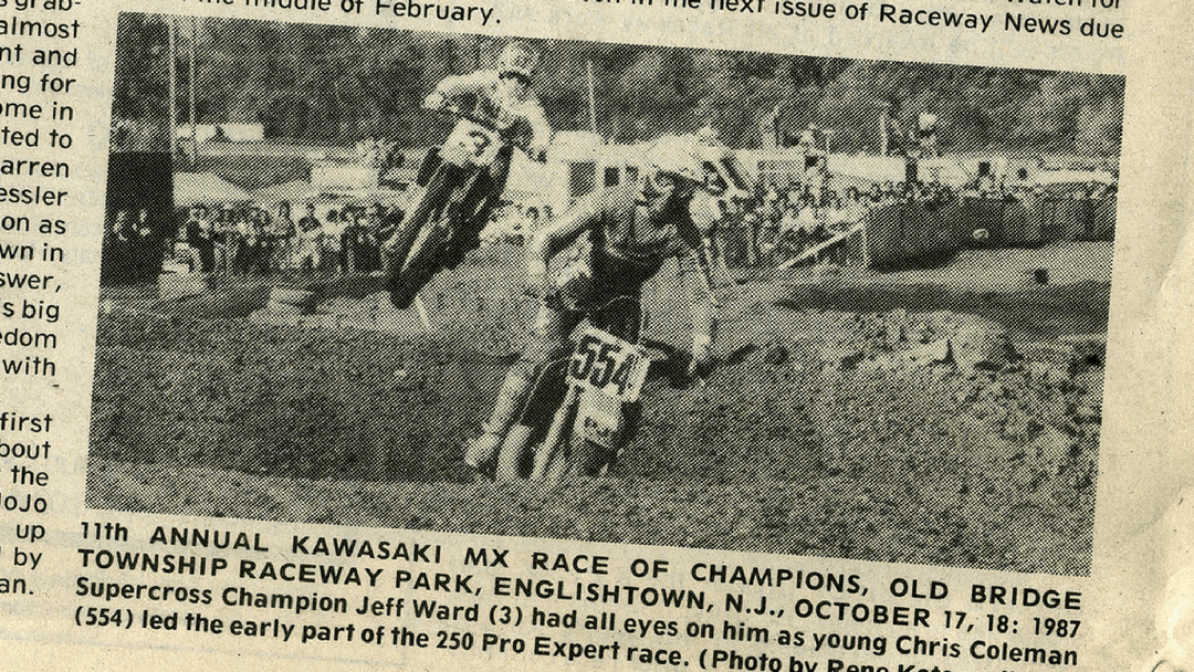 Countdown to KROC…Flashback 1987