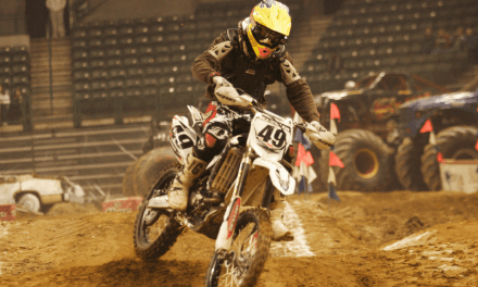 Trenton Arenacross Race Results and Photos