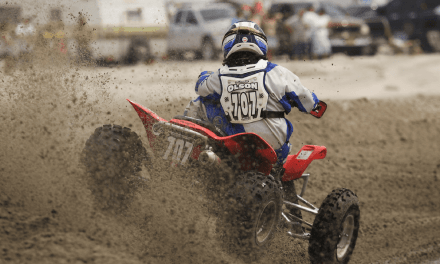 Favorite 5 Photos…Thunder in the Sand (Quads)