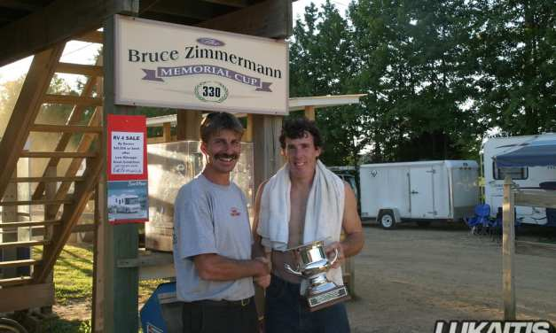 Time Machine 2007…Carsten Claims Zimmermann Cup