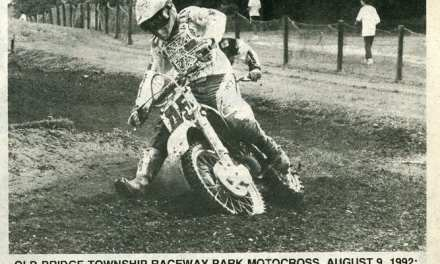 Results Flashback RPMX 8/9/92