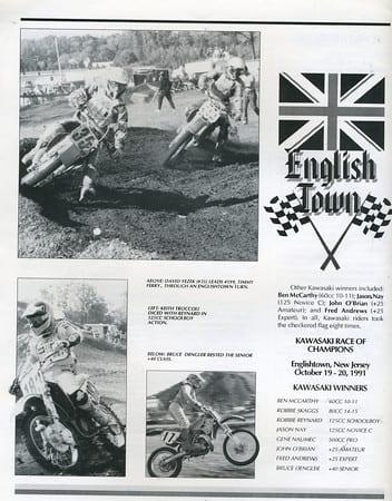 Results Flashback KROC 1991