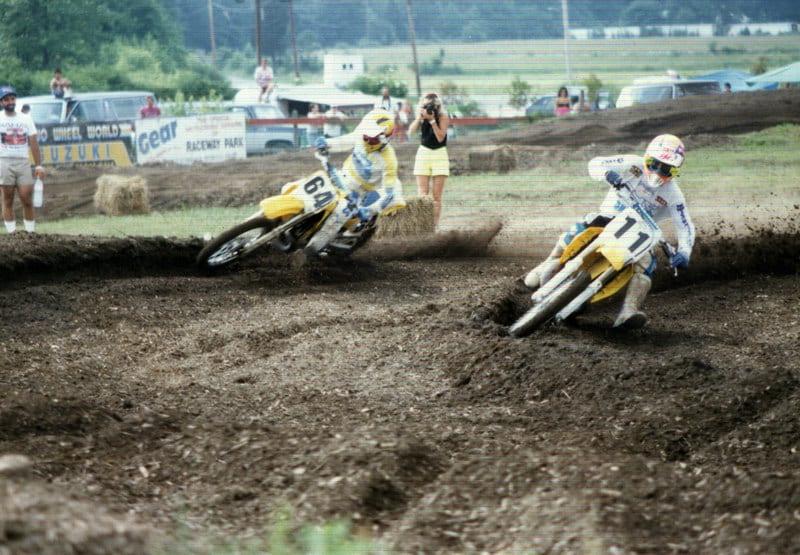Flashback Photo 1989
