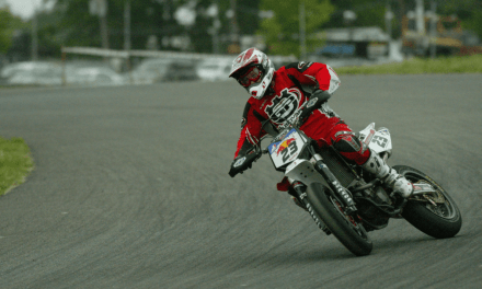 Time Machine… Raceway Park Supermoto 2007