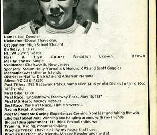 Raceway News Flashback…1989