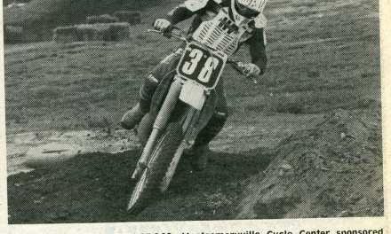 Results Flashback RPMX 8/20/89