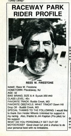Raceway News Flackback 1991