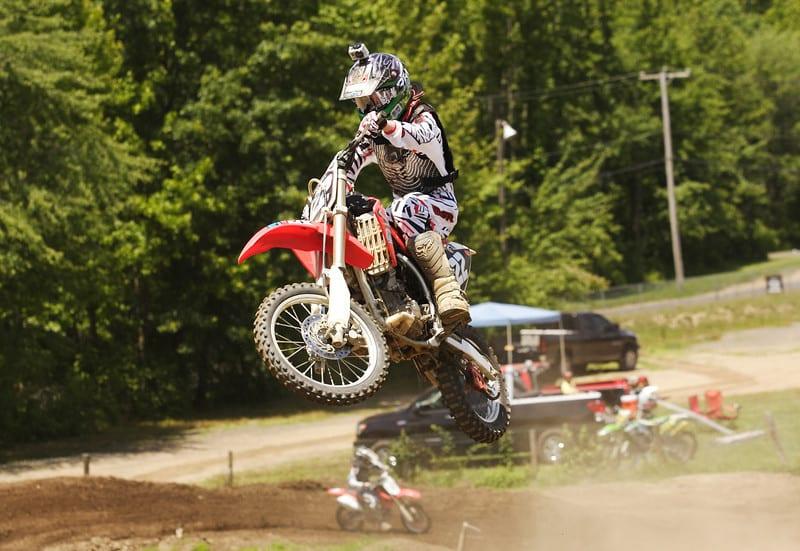 NJ Motocross Quickerview…Kenny Vicari
