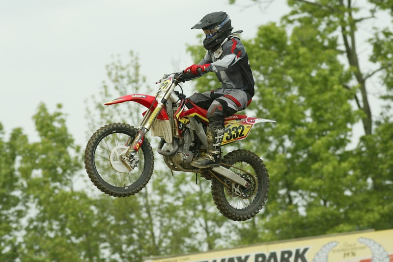 NJ Motocross Quickerview…Danny Campora