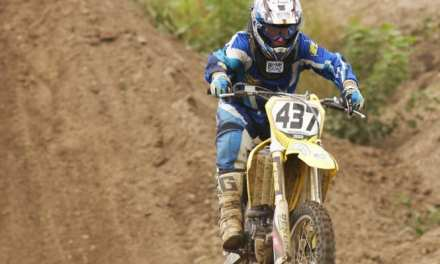 Veteran New Jersey Motocross Racer Joins Motorcycle Mall Race Team