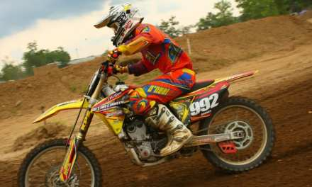 NJ Motocross Quickerview with Andrew Coskey