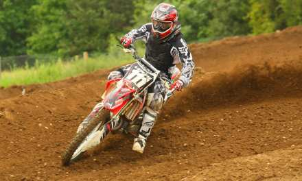 NJ Motocross Quickerview- James Lenzo