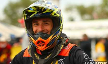 Ronnie Stewart on DirtRider.com