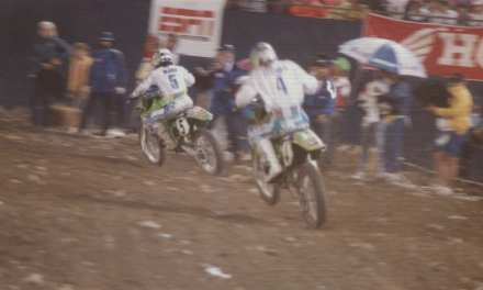 Meadowlands Supercross 1989