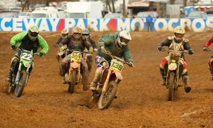 Raceway Park Opening Day Results 3/15/15