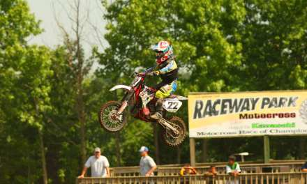 Raceway Park Youth Series Results 7/11/15
