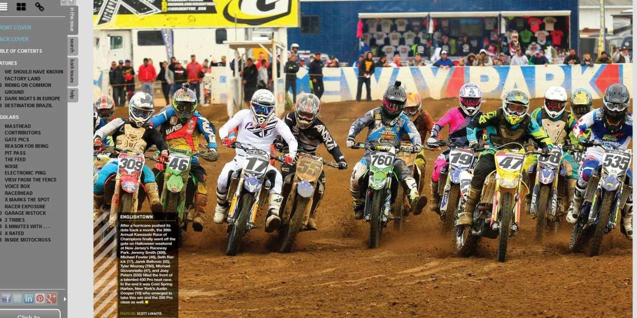 NJ Motocross in RacerX
