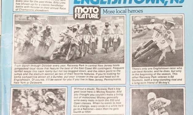 A Look Back – KROC 1984
