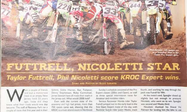 A Look Back – KROC 2008