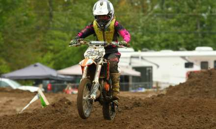 NJ at the Mini O's – Supercross