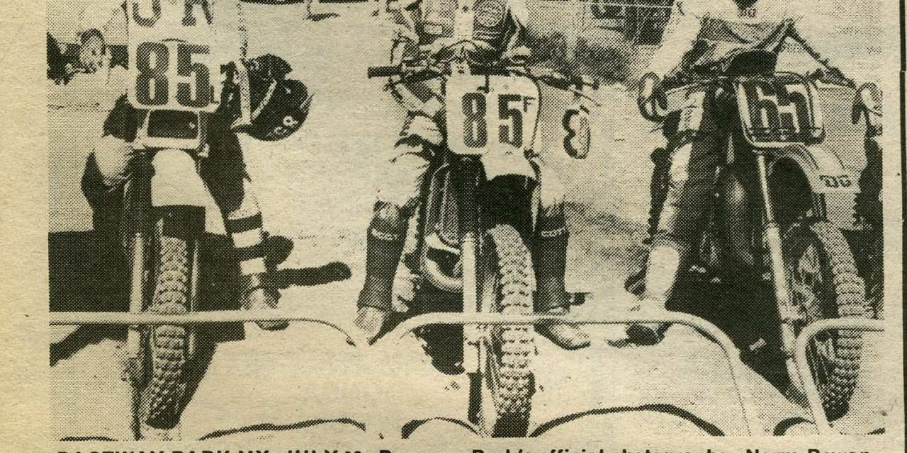 Raceway News Flashback- Remembering 1981