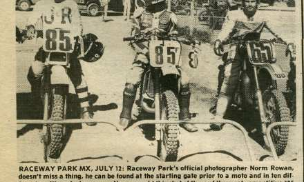 Raceway News Flashback- Remembering 1981