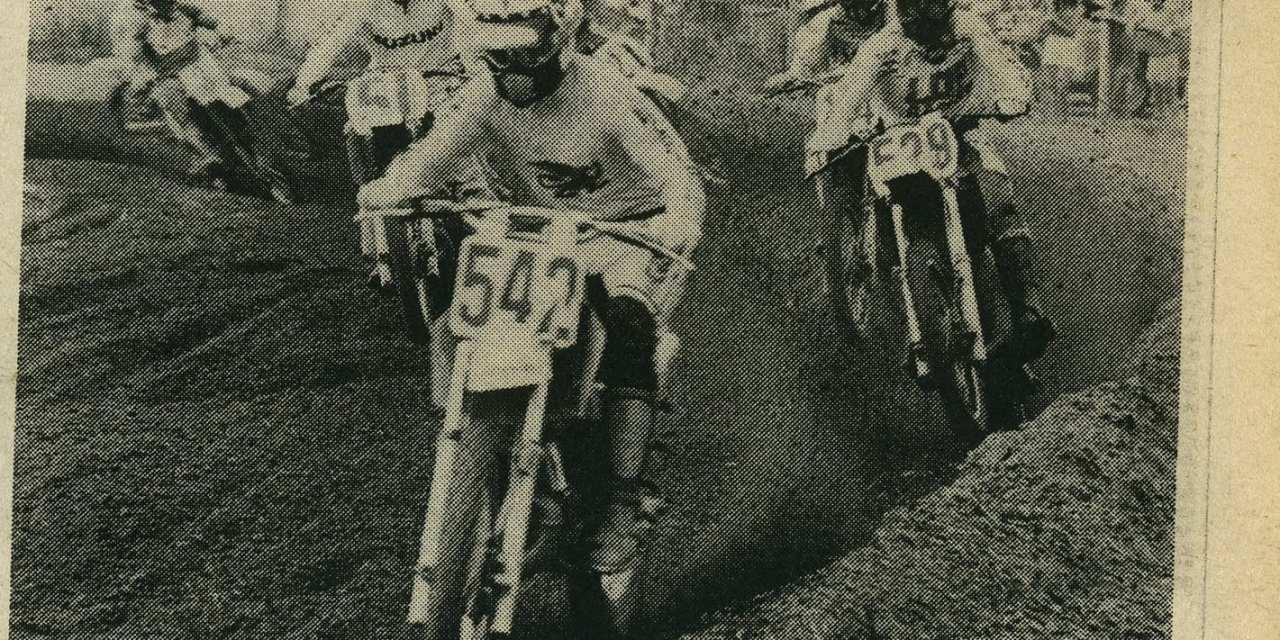 Raceway News Flashback ~ 1982