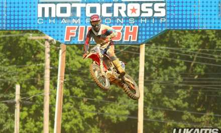 NJ at the Supercross – Detroit Results