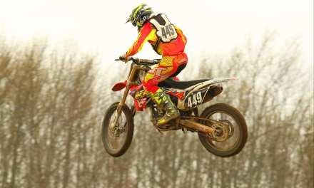 Raceway Park Motocross Results 4/15/17