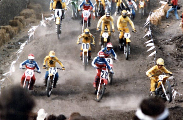 TBT – Philly SX 1980